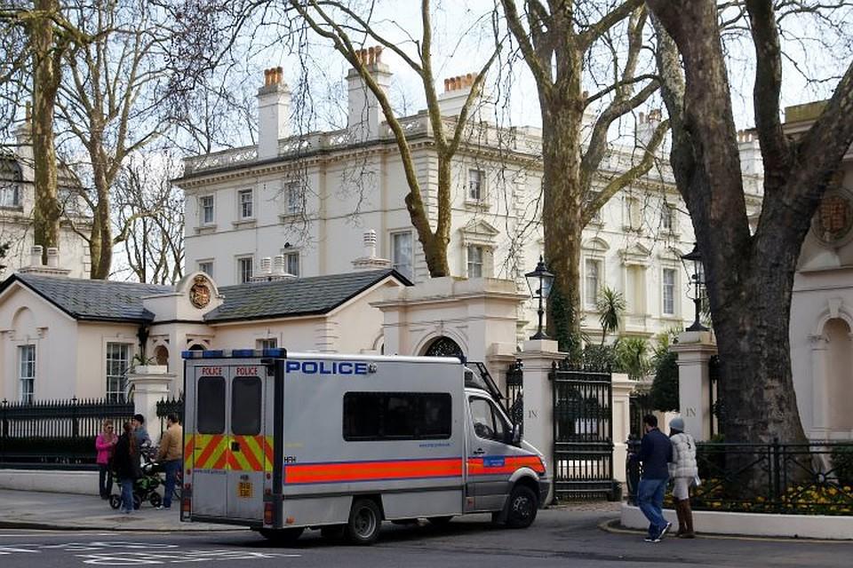 Лондон отказался объяснять расследование поделу Скрипаля— ПосольствоРФ