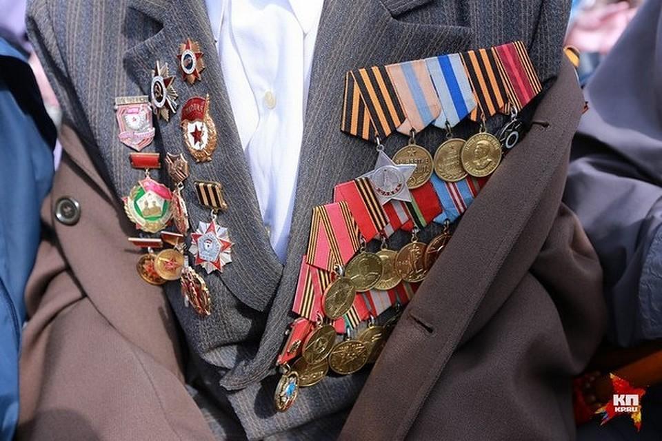 Омские ветераны получают выплаты вчесть Дня Победы