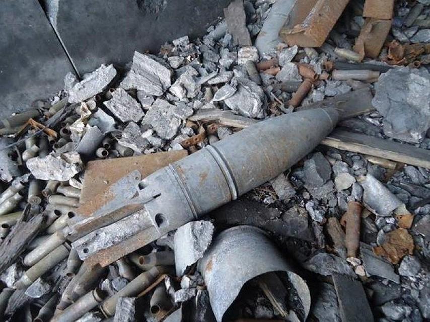 Украинская армия применила практически тысячу боеприпасов для обстрелов Республики— Обстрелы вДНР