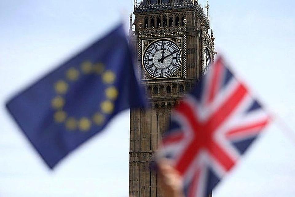 Выплаты Великобритании заBrexit могут вырасти еще на10 млрд долларов,