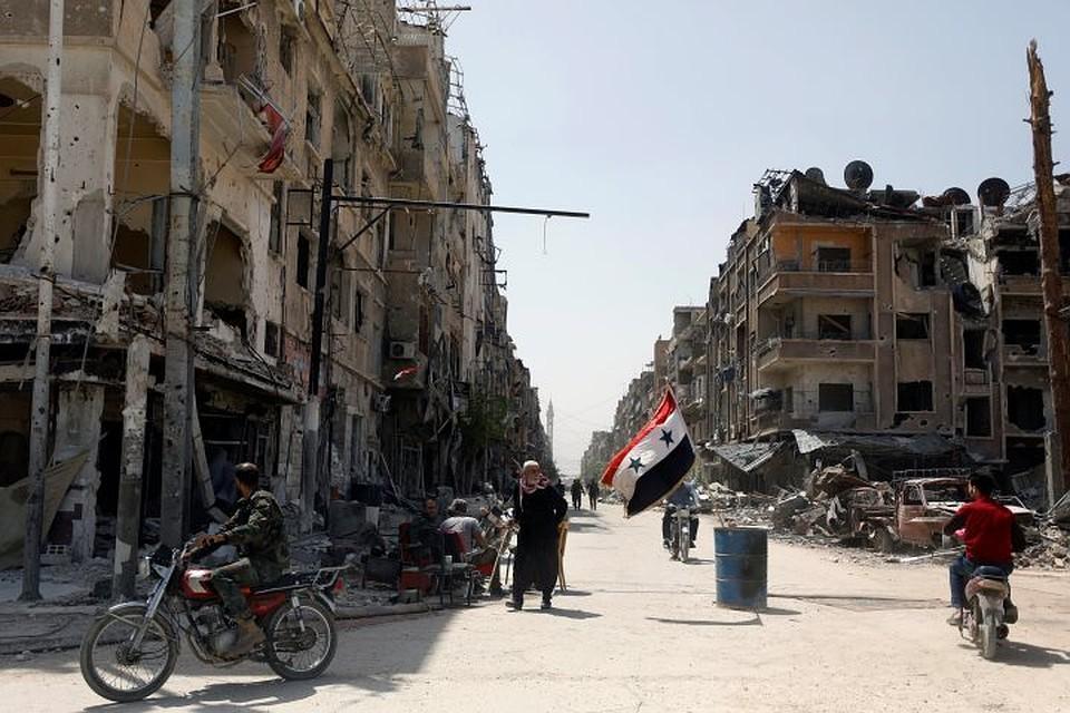 МИД раскритиковал ОЗХО занежелание обстоятельно расследовать химатаку вСирии