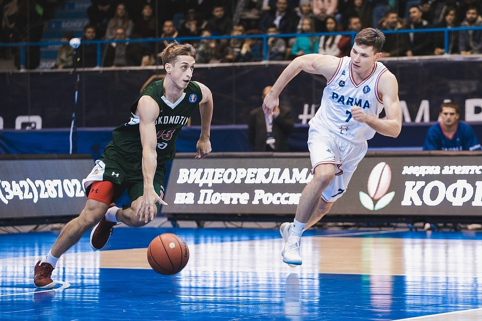 «Парма» разгромно проиграла «Локомотиву-Кубань»