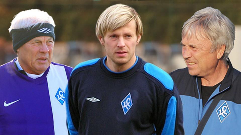 Аряпов, Каряка иПанфилов нанесут 1-ый удар на«Самара Арене»