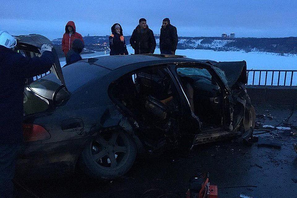 ВНижнем Новгороде возбудили уголовное дело после смерти 2-х человек вДТП