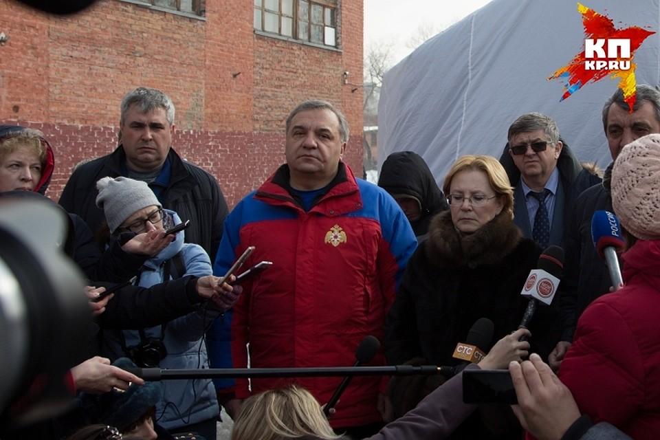 Михалков назвал виновного в смерти детей вКемерово