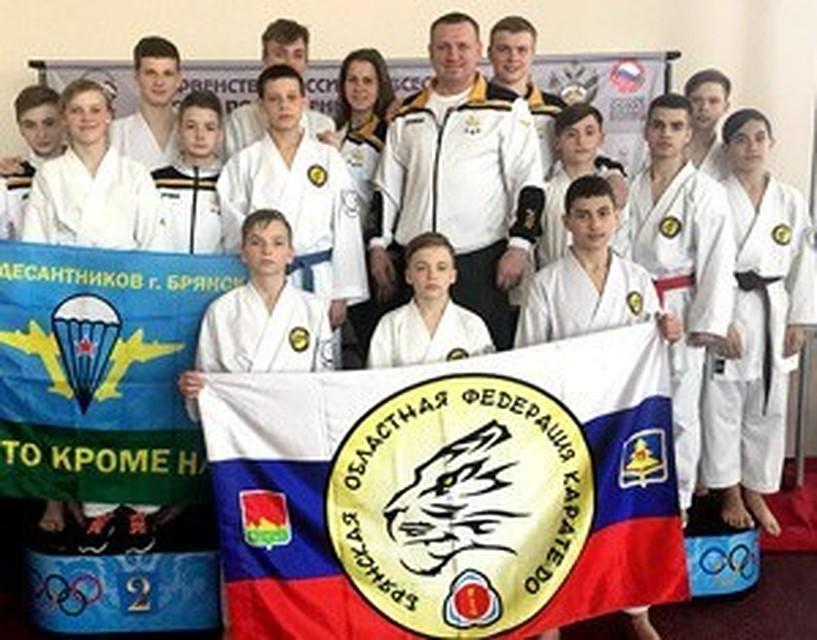 Спортсмен Псковской области стал призером главенства Российской Федерации повсестилевому каратэ