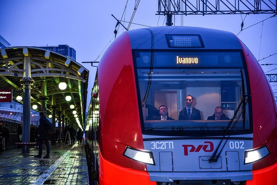 Между Петербургом иПсковом пустят «Ласточку»
