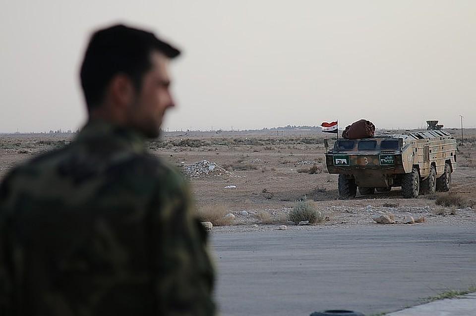 Военные Сирии освободили Восточную Гуту от боевиков остался небольшой анклав в районе Ярмук на юге Дамаска