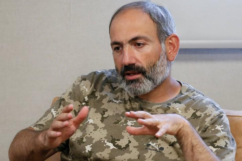 Пашинян призвал протестующих освободить дороги каэропорту Еревана