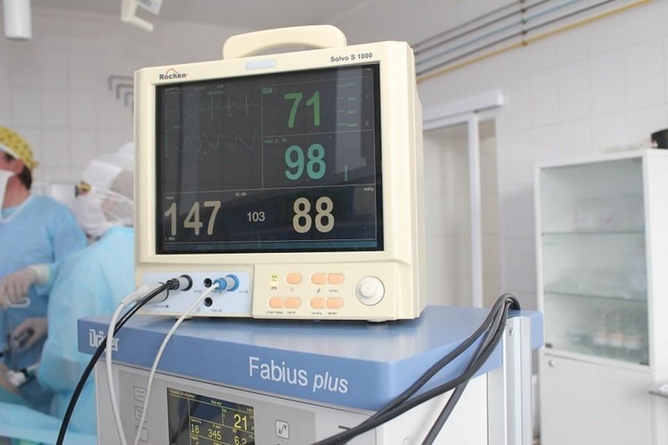 ВНовокузнецке провели неповторимую операцию пациентке, весившей 130кг