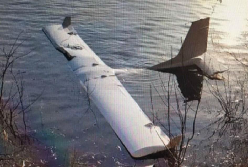 ВНижегородской области самолет упал вреку