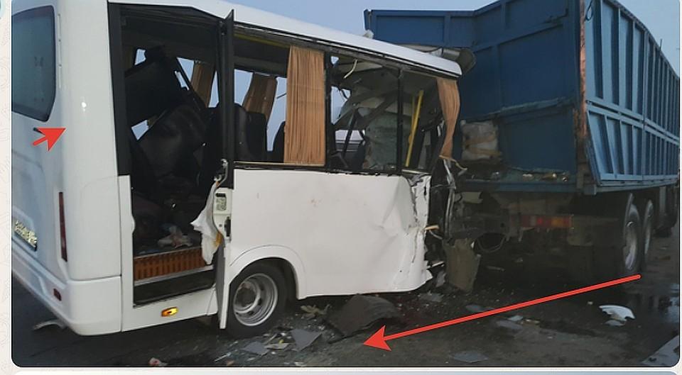 ВРостовской области водителя маршрутки обвиняют в смерти 5-ти человек