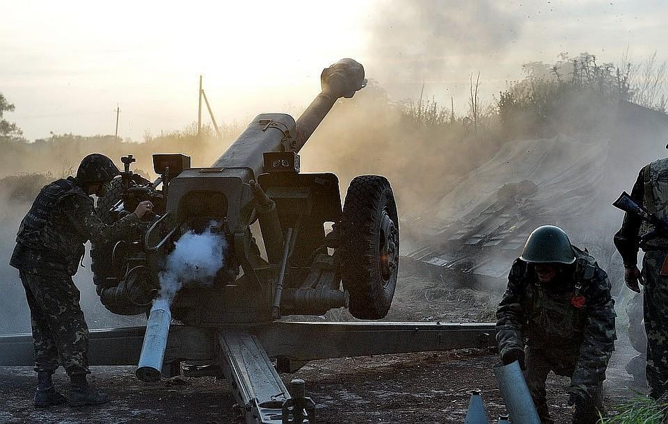 ДНР: В итоге обстрела Горловки сукраинской стороны ранен мужчина