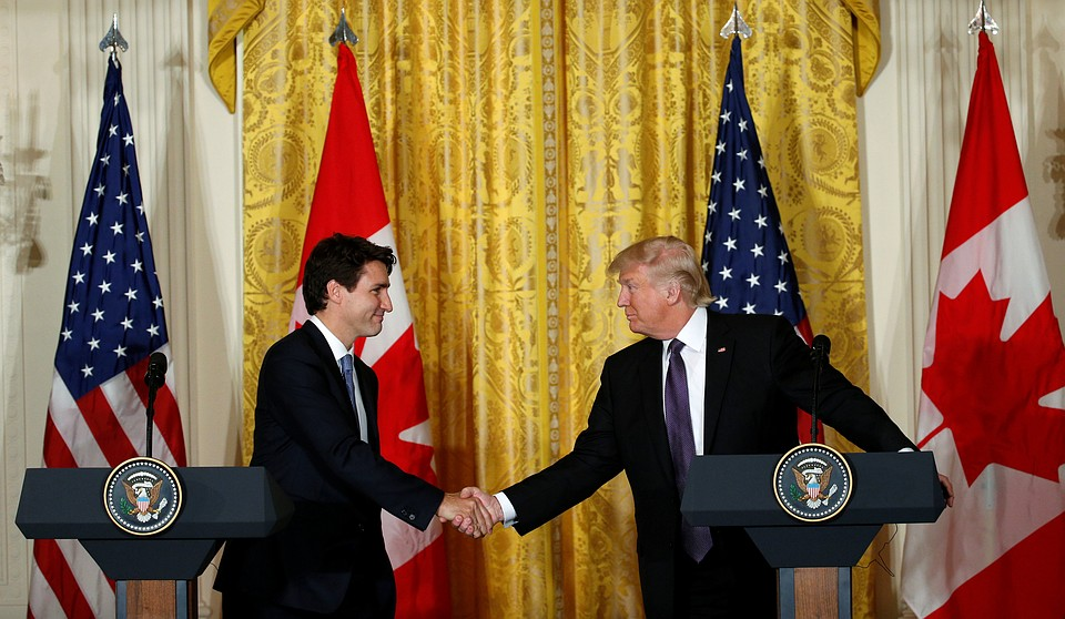 ВКанаде сообщили , что соглашение НАФТА «очень близко» кподписанию