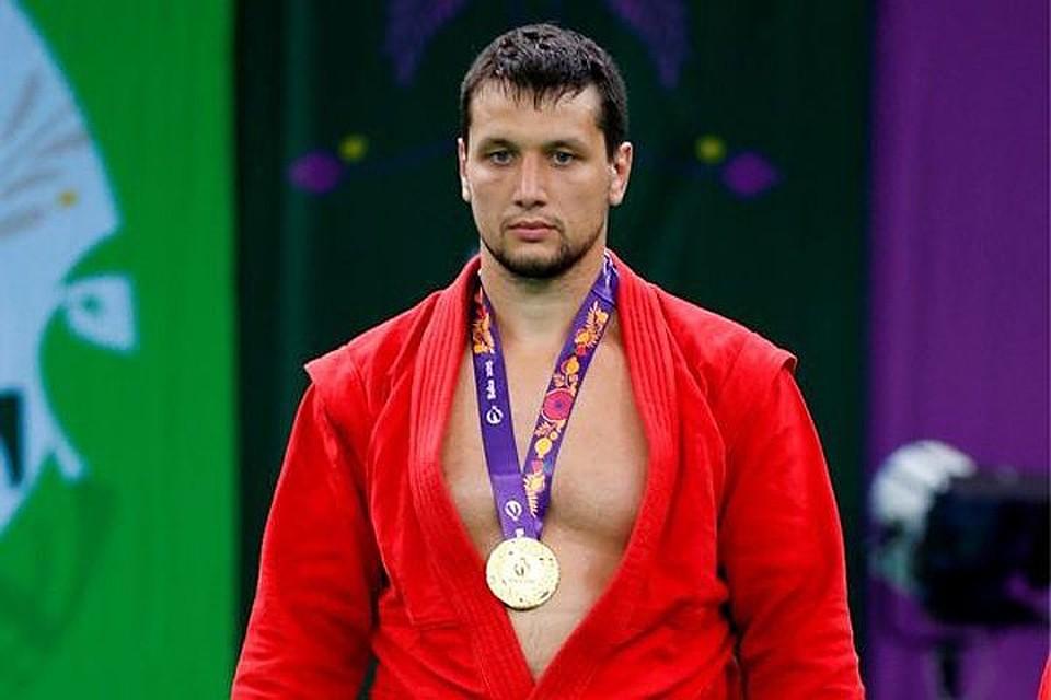 Русские самбисты заодин день завоевали три золота чемпионата Европы