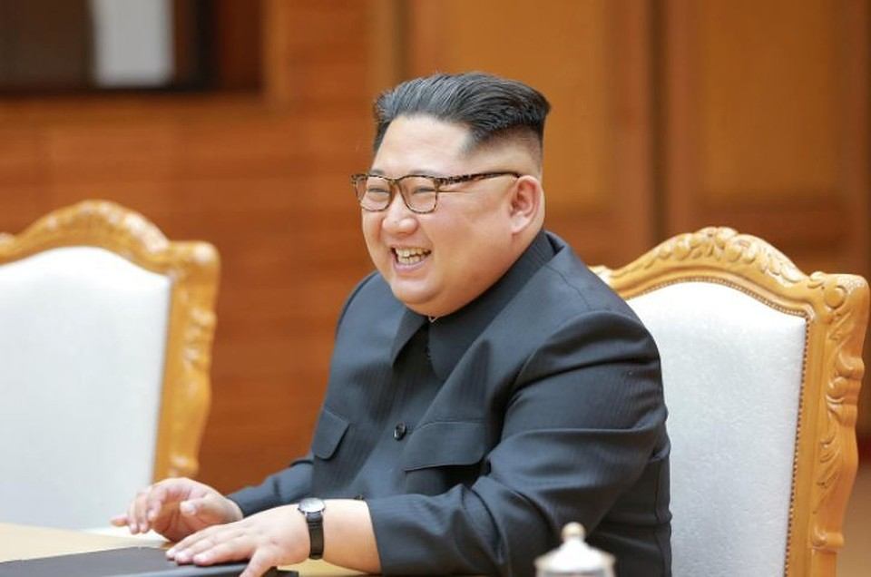 Ким Чен Ынготов увидеться сТрампом