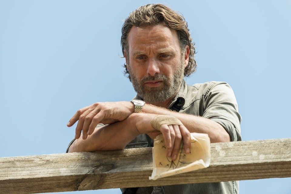 Эндрю Линкольн уходит изсериала «Ходячие мертвецы». Рик Граймс умрет?