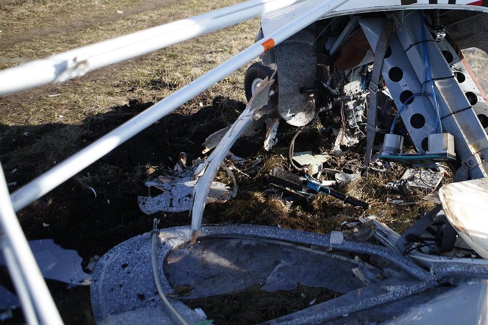 ВСША разбился самолет: есть жертвы