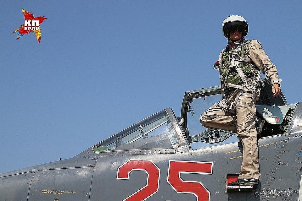 Российская авиация помогла предотвратить прорыв боевиков в сторону Пальмиры