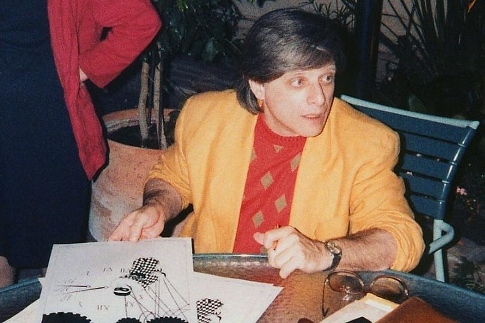 Скончался культовый американский писатель исценарист Харлан Эллисон