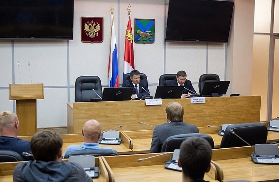 Андрей Тарасенко рассчитывает, что «Луч» займёт первое место вФНЛ