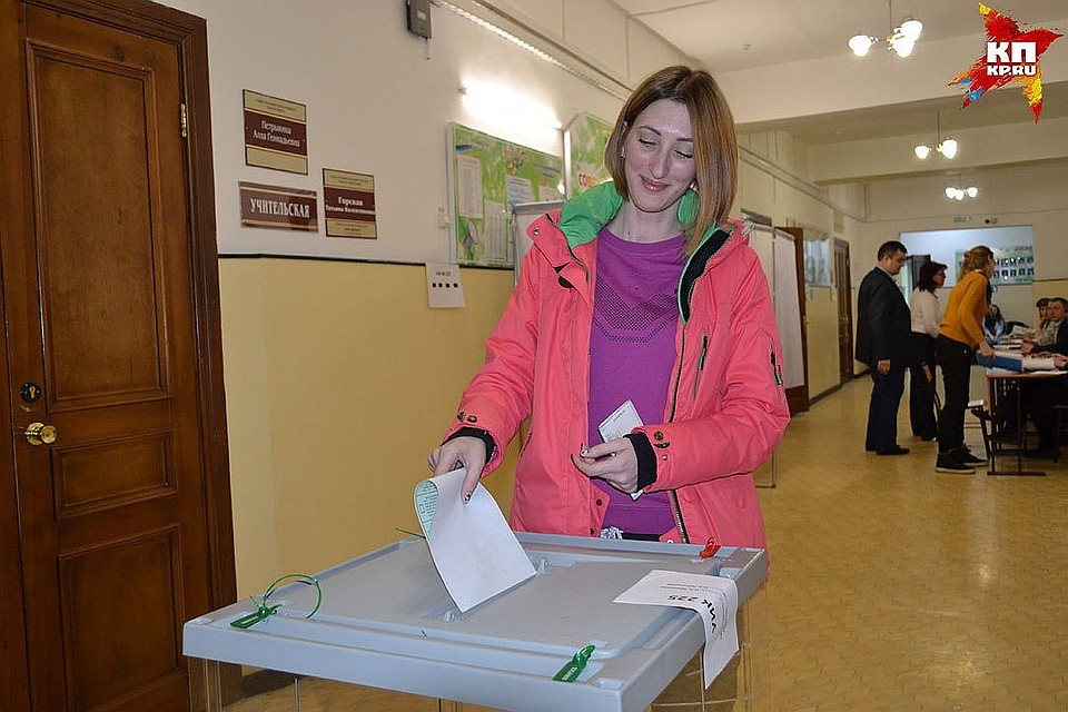 Уже 19августа вАлтайском крае начнется преждевременное голосование