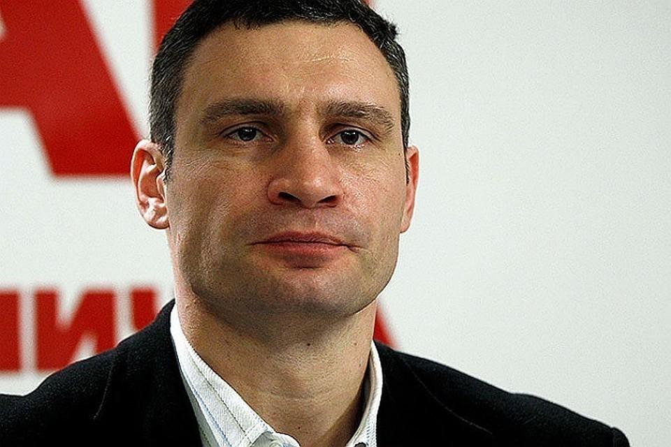 Кличко хочет переизбраться мэром украинской столицы