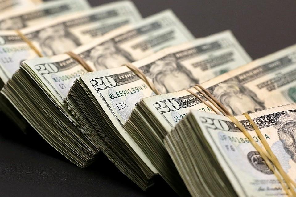 Объем валютных вкладов граждан России уменьшился неменее чем на20%