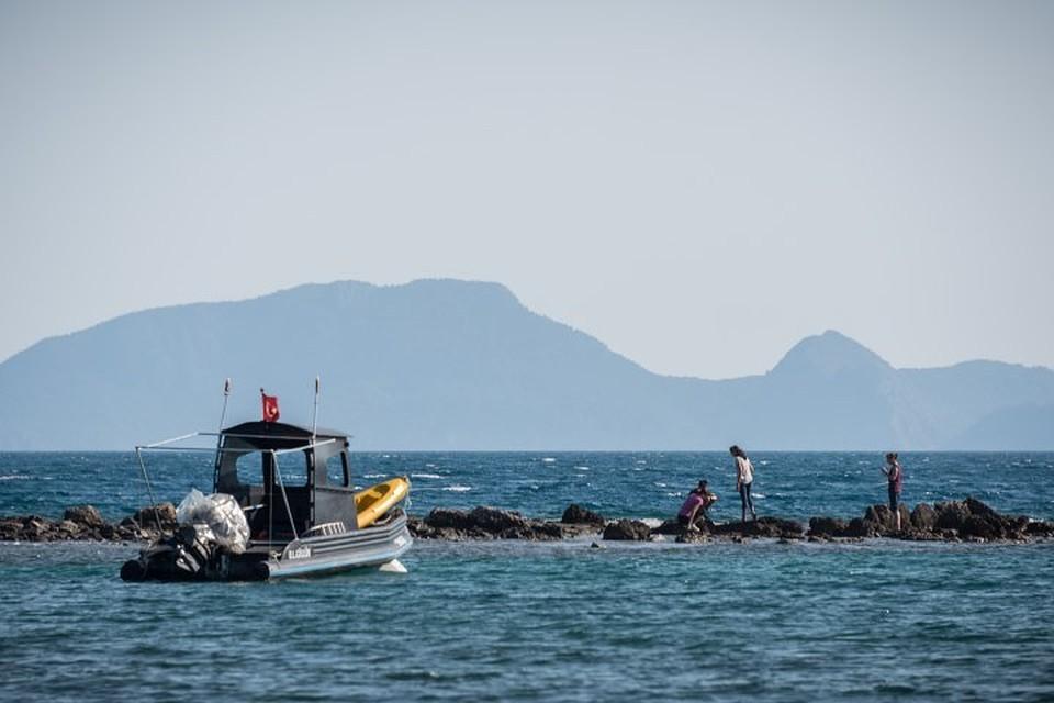ВТурции при опрокидывании лодки погибли шесть человек