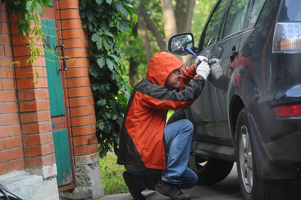 Угонщики будут нести полную ответственность заугнанный автомобиль