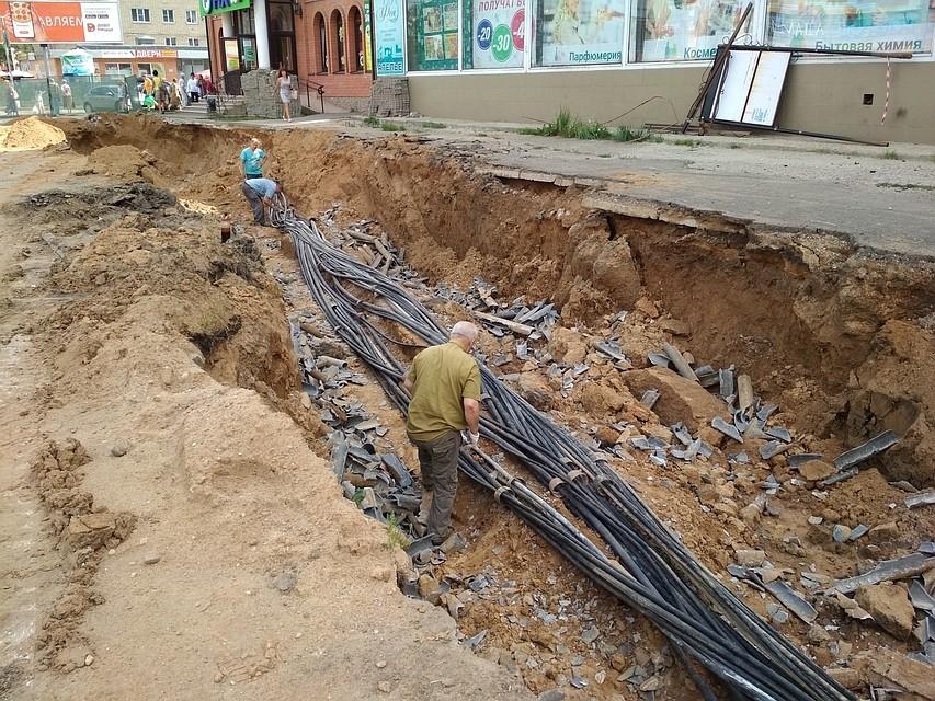 ВПромышленном районе Смоленска горячую воду дадут нанеделю позже