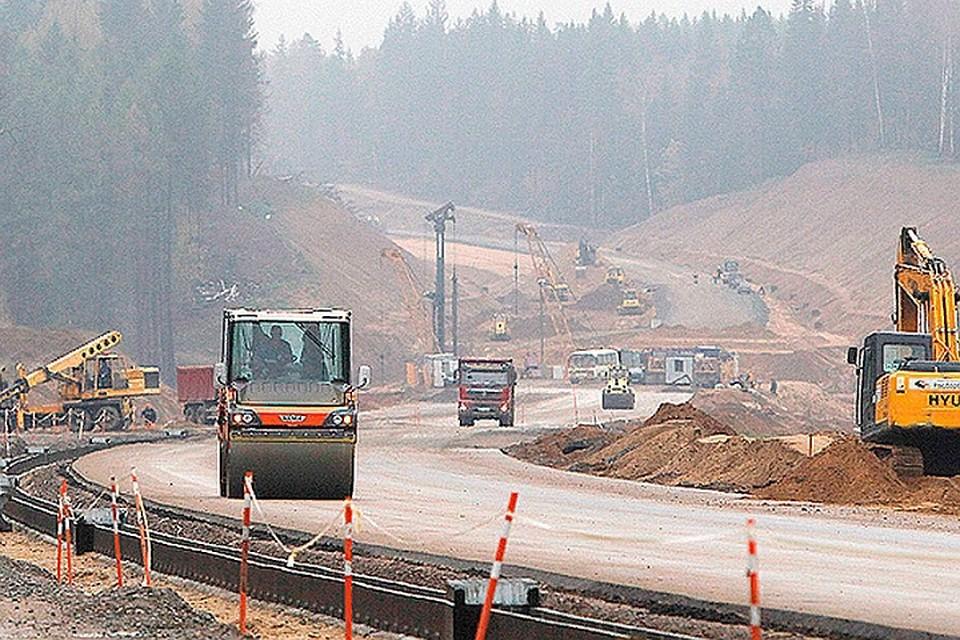 Минтранс предлагает регионам скинуться наремонт дорог