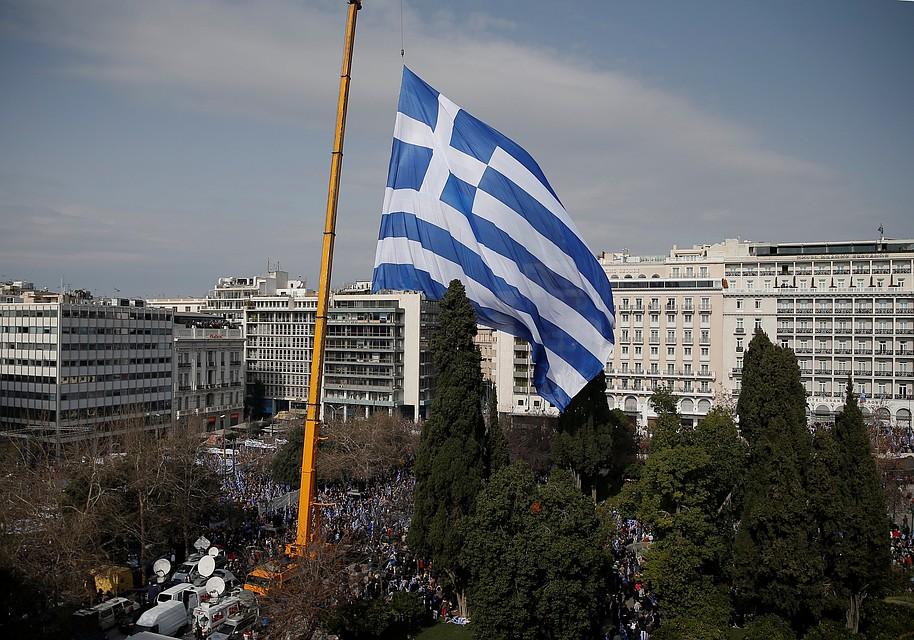 Греция обещает ответитьРФ навысылку дипломатов