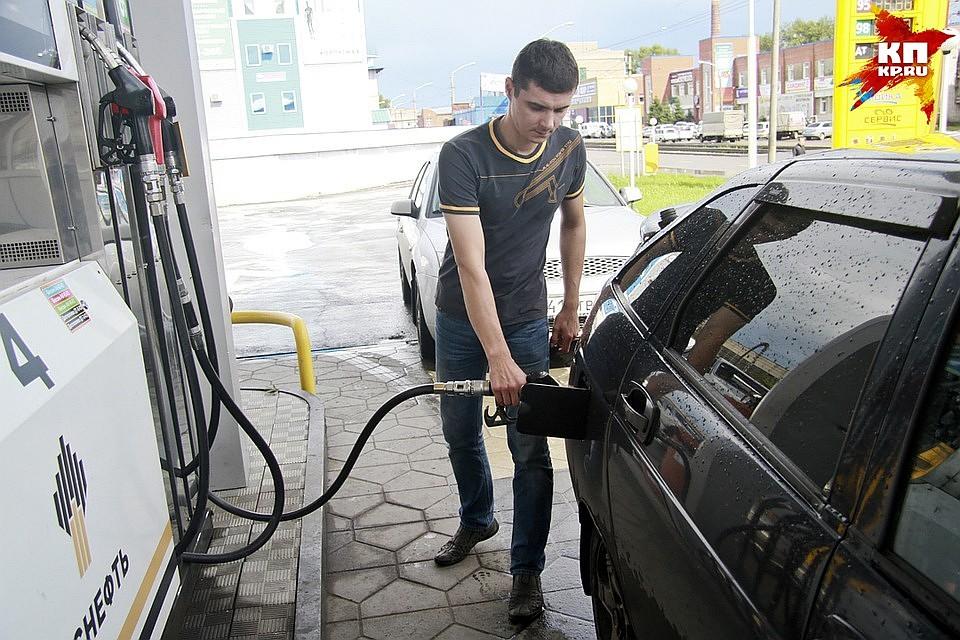 Самарская область оказалась всередняках подоступности бензина