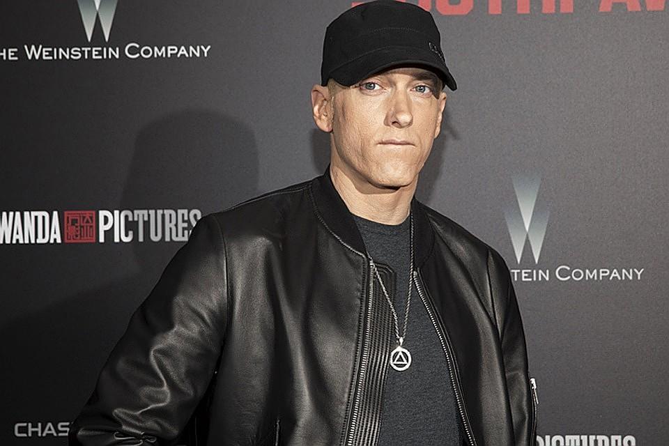 Eminem побил собственный рекорд поскорости речитатива