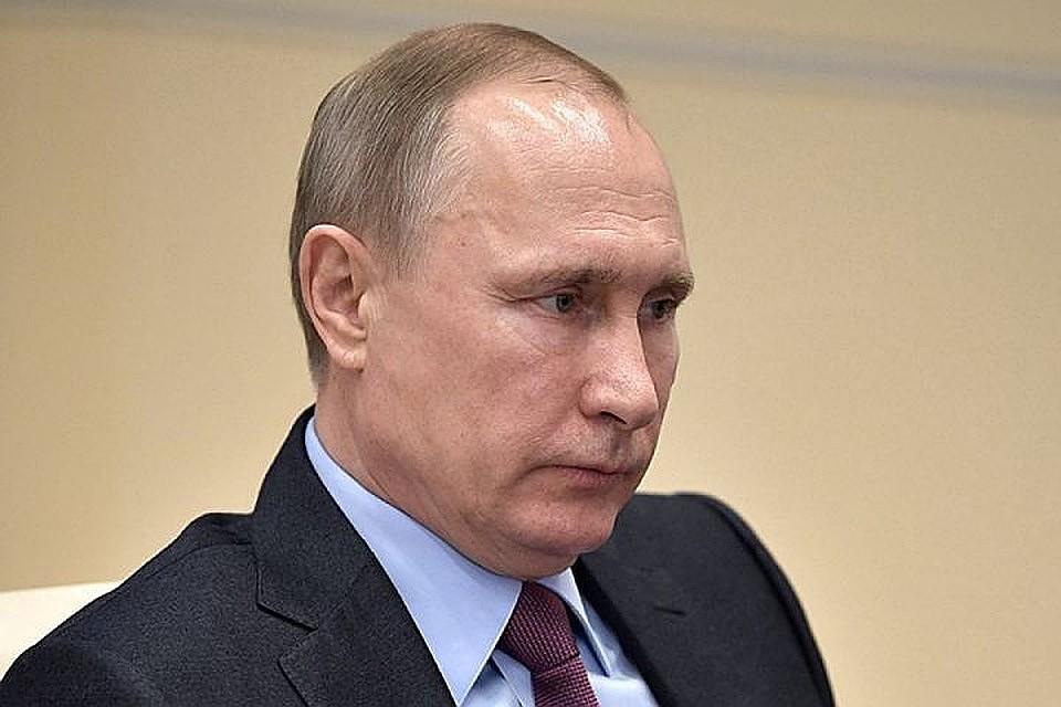 Путин выразил сожаления  президенту Италии всвязи собрушением моста вГенуе