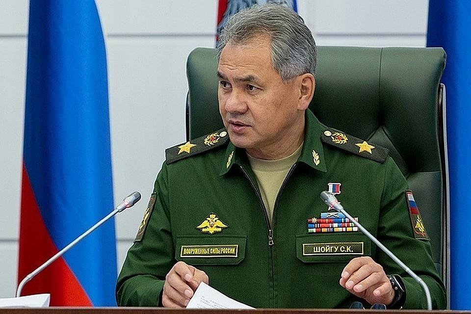 Шойгу объявил онеобходимости возведения полноценной военно-морской базы вДагестане