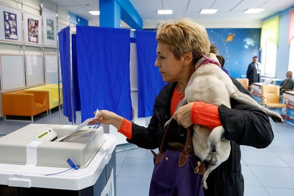 Явка навыборах главы города столицы на10 утра превысила 2,6%