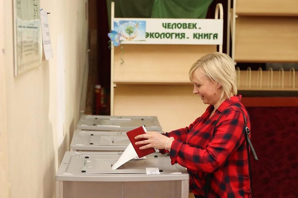 Явка навыборы вКраснодарском крае на12.00 превысила 20 процентов