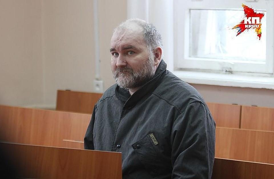 Некрополиста Анатолия Москвина отправили наповторную психиатрическую экспертизу