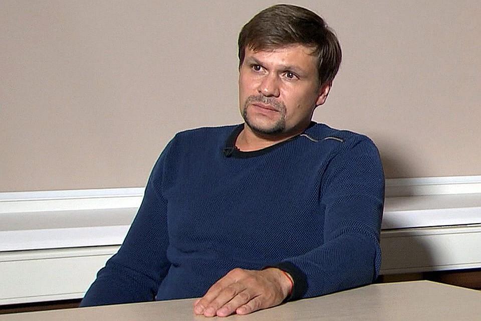 В Британии назвали Руслана Боширова полковником ГРУ Анатолием Чепигой.