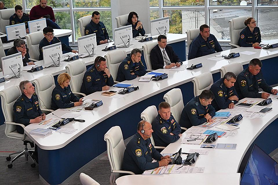 ВЧувашии началась штабная тренировка погражданской обороне