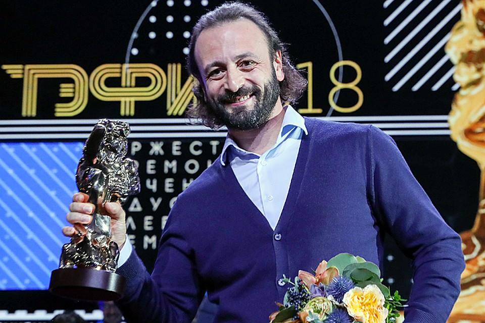 Церемония вручения телевизионной премии «ТЭФИ-2018»