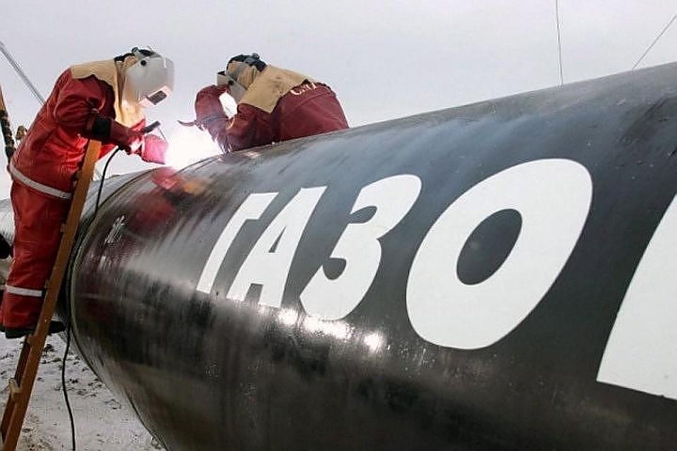 США намерены спонсировать отказ ЕС от российского газа