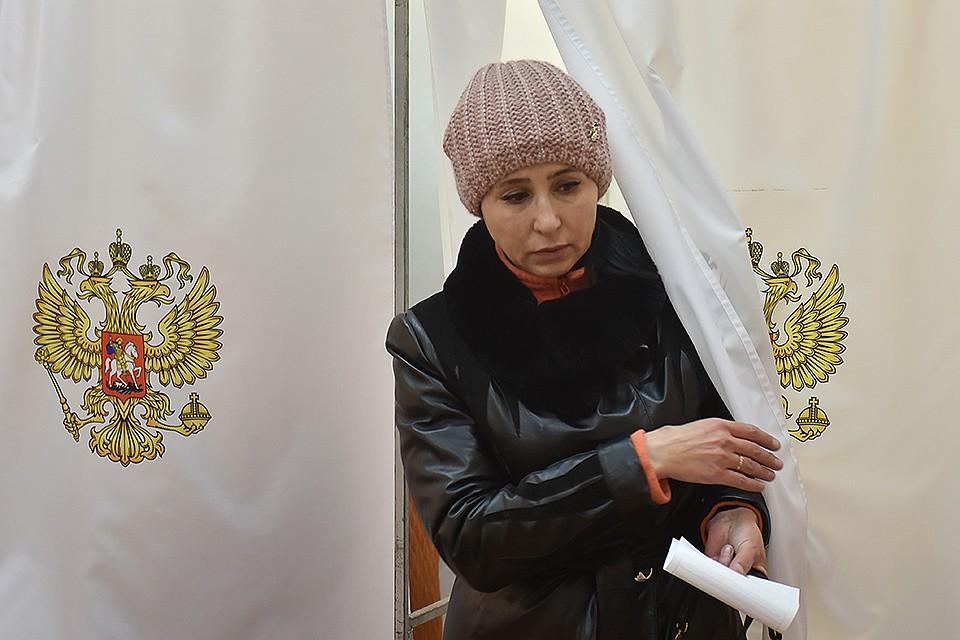 ВХакасии завершилось голосование навыборах руководителя республики