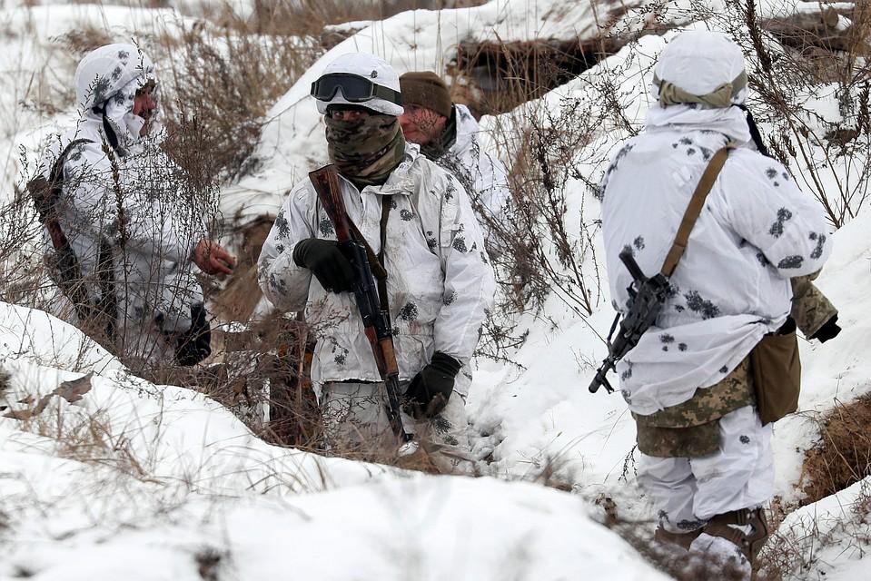 Англичане настаивают нахиматаке с настоящими жертвами— агентура ДНР