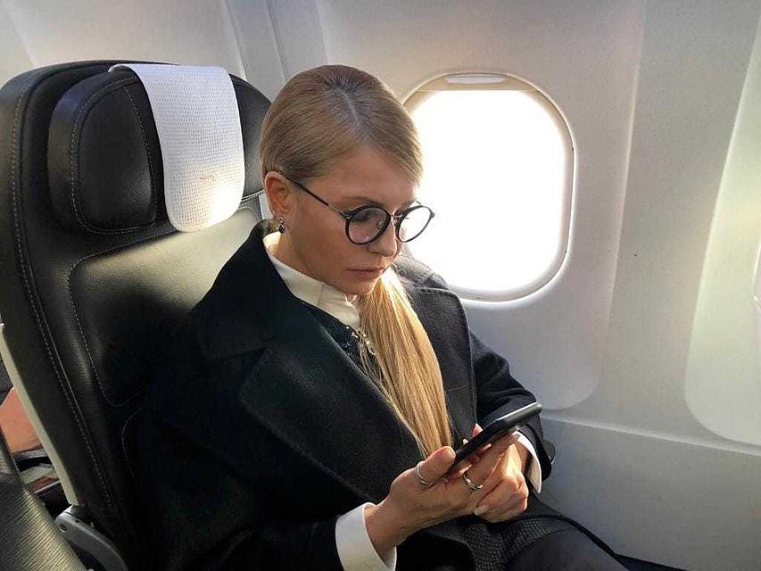 Появились данные нового соцопроса опопулярности Тимошенко врегионах