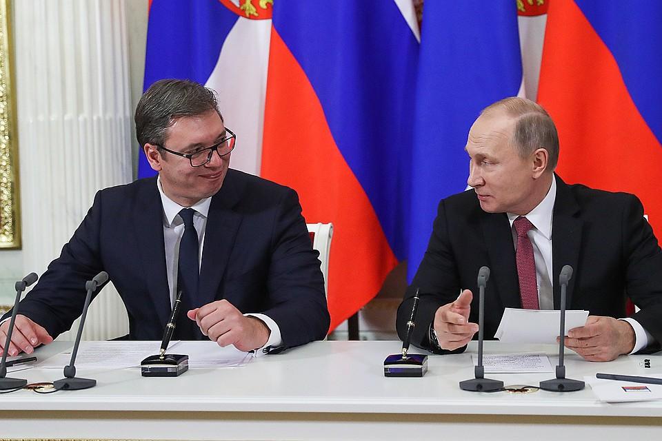 ВСербии схвачен боевик, готовивший покушение на В.Путина