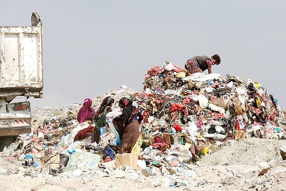 На Земле нарастают масштабы загрязненности окружающей среды отходами, увеличивается концентрация мусора вокруг гигантских мегаполисов