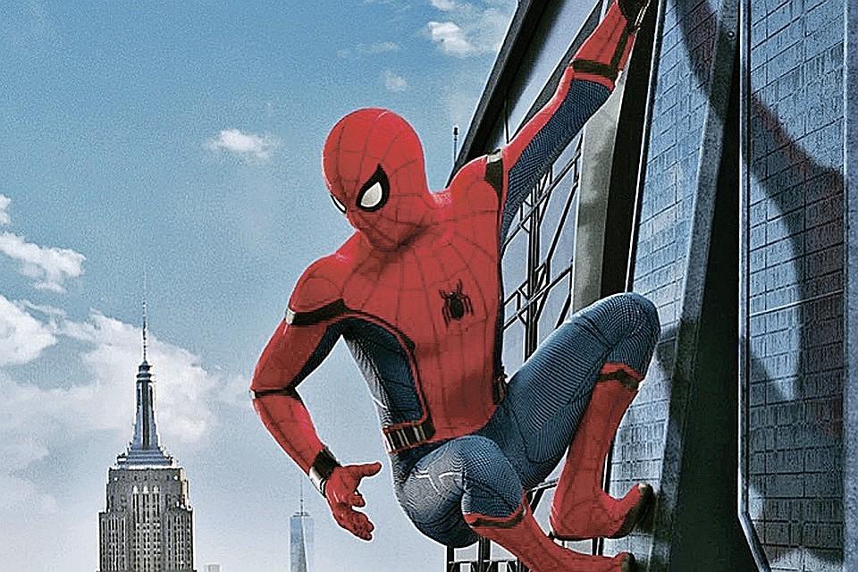 «Человек-паук: Вдали отдома» лидирует в русском прокате